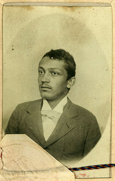 Ady Endre, poet maghiar originar din Ardeal si prieten cu Octavian Goga.