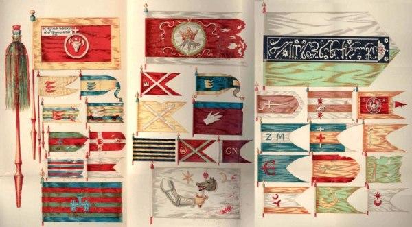 Steaguri de la Guraslau