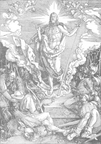 Durer_Albrecht-The_Large_Passion_12._The_Resurrection_of_Christ.normal