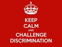 discrimination keep calm