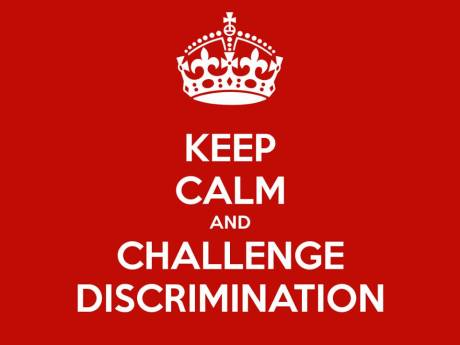 discrimination keep calm