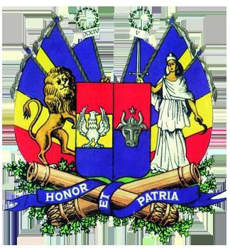 Principatele Române (Cuza) - Stemă folosită între 1859-1860 (mare)