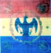 Principatul Valahiei - Drapel de lupta din timpul lui Alexandru Ghica
