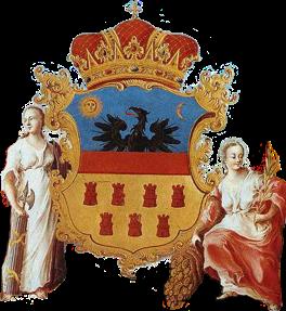 Stemă mare a Marelui Principat al Transilvaniei