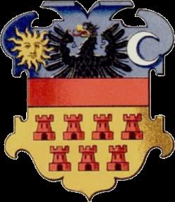 Stemă mică a Marelui Principat al Transilvaniei