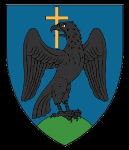Stemă a românilor din Transilvania propusă în 1866