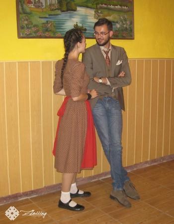 Costum austriac, 1