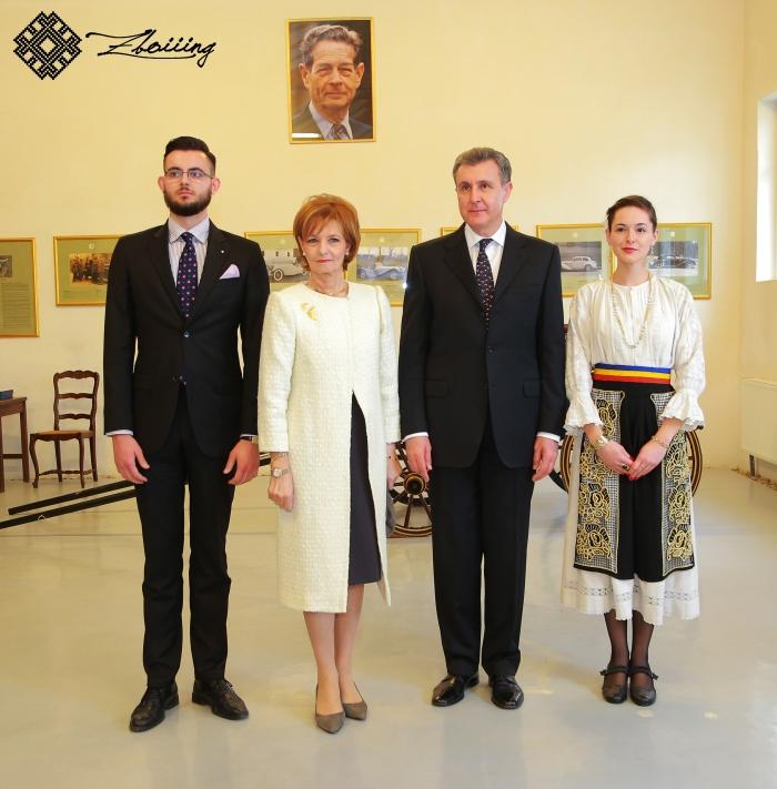 Costum românesc, 1