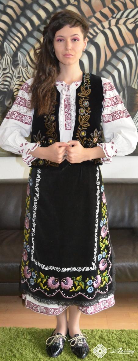 Costum românesc, 2