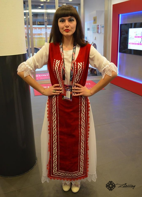 Costum românesc nou