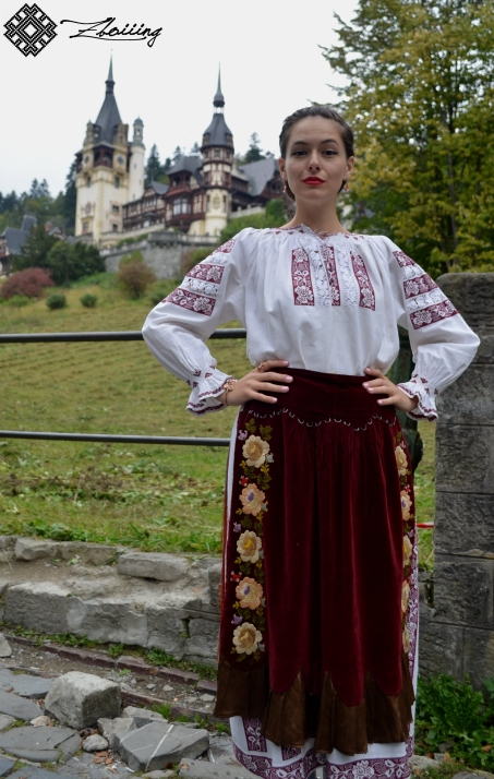 Costum românesc