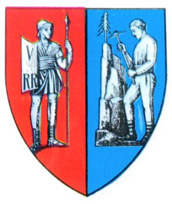 Stema Județului Caraș din Interbelic