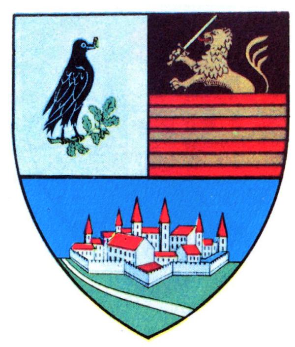 Stema Județului Timiș-Torontal din Interbelic