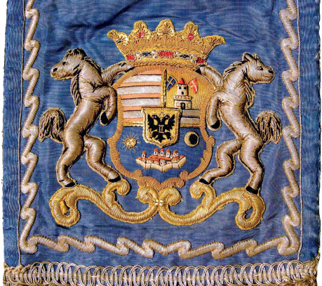 Steag timișorean din sec. al XIX-lea